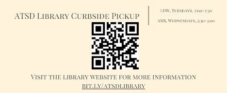 ATSD Library Curbside Pickup