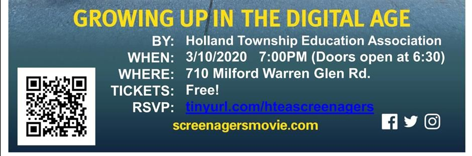 """Screenagers"" The Movie"