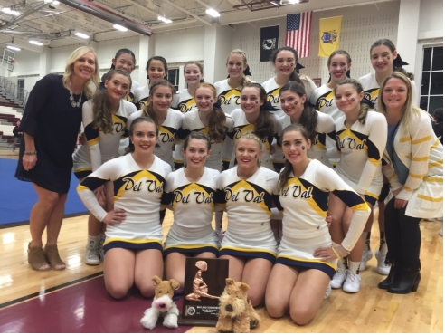Cheer Valley Division Champions
