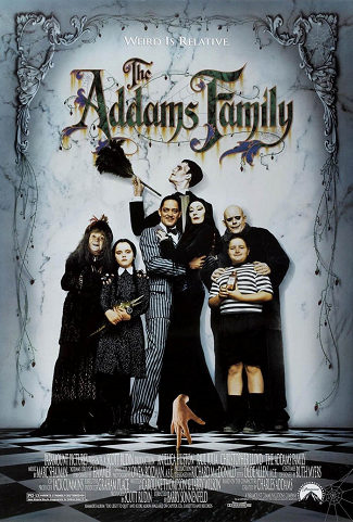 Join us to watch The Addams Family