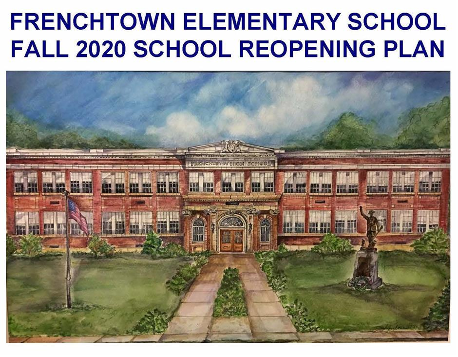 Frenchtown Elementary School Reopening Plan